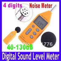 Wholesale Sl 814 - Decibel Logger Tester SL-814 40 to 130dB MOQ=1 free shipping