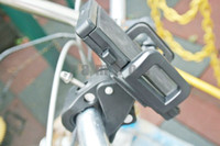 ingrosso bicicletta mobile di stand-Supporto per supporto bici per bicicletta Supporto per supporto per tutti i telefoni cellulari per Samsung Galaxy S6 / S5 per iPhone 6S