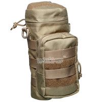 WINFORCE TACTICAL GEAR / WU-15 MOLLE Portabotellas / 100% CORDURA / CALIDAD GARANTIZADO OUTDOOR UTILITY POUCH