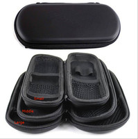 Wholesale Ego W Case - EGO Bag Gift Box Carrry Case Pouch for Ego Ego-t Ego-w Ego-c Electronic Cigarette E-cigarette e cigs Small Middle Big Size Black