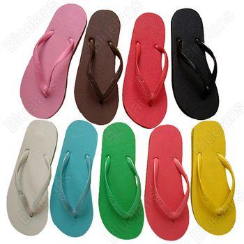 ad2e0259603c08 Classic Flip Flops Women Men Unisex Thongs Summer Beach Sandals Vacation  Flats Shoes S L Blue Shoes Cheap Sandals From Abif