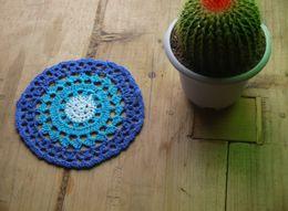 $enCountryForm.capitalKeyWord Canada - wholesale 100% cotton hand made crochet doily, lace cup mat vase mat, coaster 15x15cm table mat customization 20PCS LOT tm024