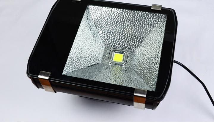 100W LED туннель свет прожекторы проекционное освещение пейзаж сад дорожка лампа водонепроницаемый IP65 sosen драйвер AC85V~265V 2years гарантия