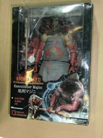 "Wholesale Resident Evil Figures - Free shipping NECA RESIDENT EVIL biohazard altermative edition executioner MAJINI guilloyone bladed axe 13 poits 7"" Figure"