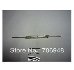Reed switch online-Interruttore magnetico a lamella magnetico libero di trasporto 100pcs / lot, interruttore ermetico