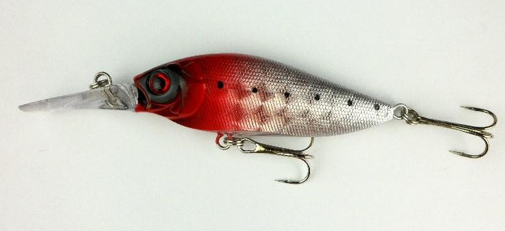 / 10 couleurs 11CM 11.7G 4 # crochets leurres de pêche Minnow MI010 profondeur de plongée 2.7-4.5m livraison gratuite