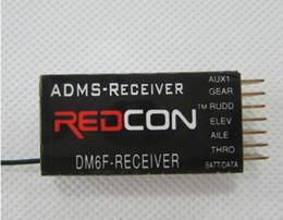 углеродное волокно rc Скидка Приемник DM660E (DM6F) 2.4 G 6Channel DMSS для JR XG6 XG7 XG8 XG11