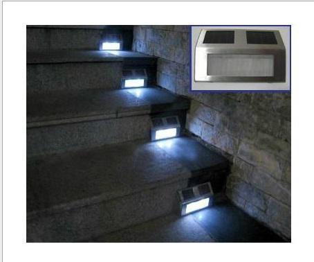 treppenbeleuchtung außen  Möbelideen