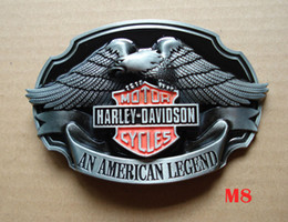 Wholesale Wholesale Buckle Belts - Eagle Belt buckle with pewter finish suitable for 4cm wideth belts with continous stock