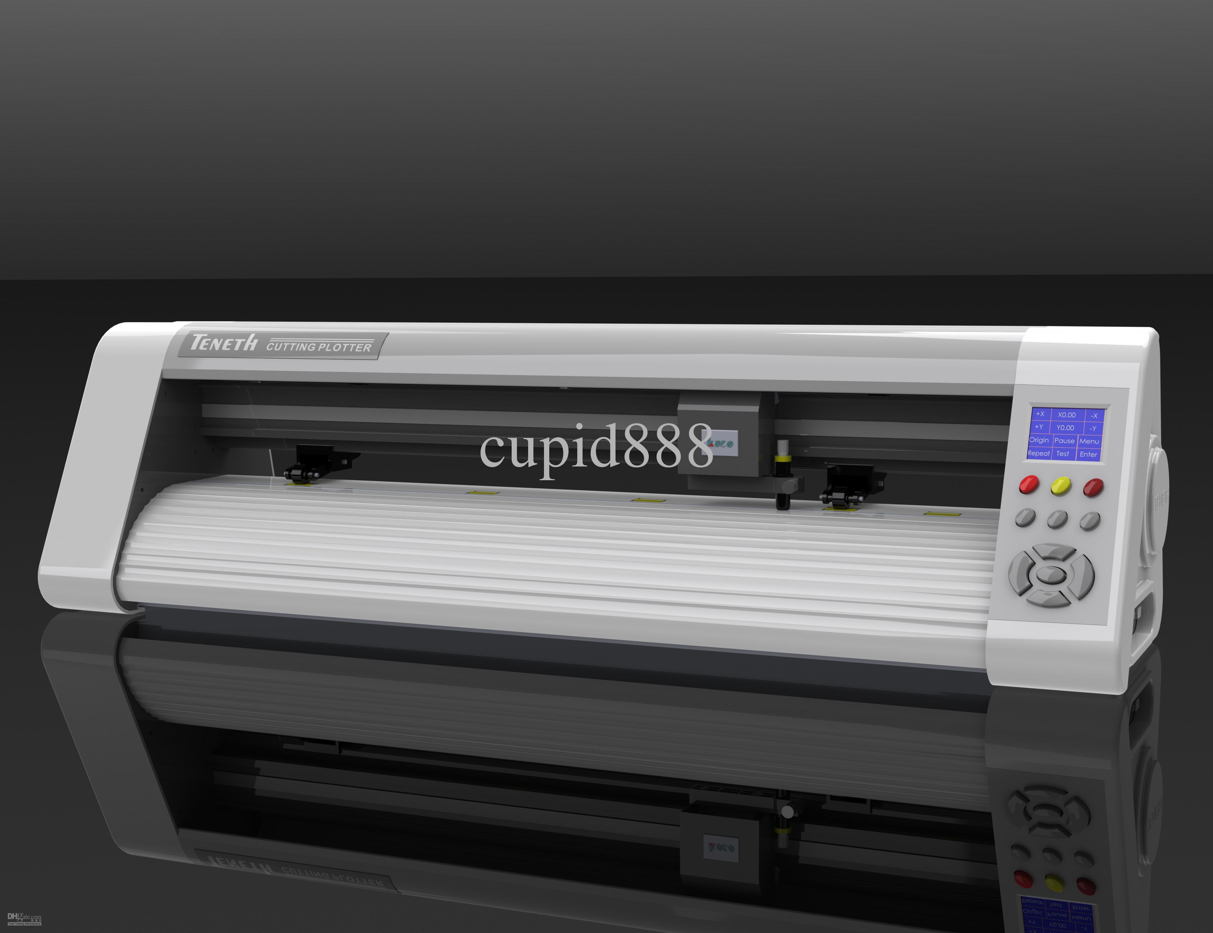 vinyl cutter plotter software