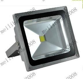 50W LED Flood Light 4500LM-5000LM, 100% Ture 50W LED, DHL Gratis frakt MyY1860