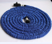 Wholesale Hose Uk - Factory Supply Flexible hose water for Washing car Expandable & Flexible Water Garden Hose US UK version