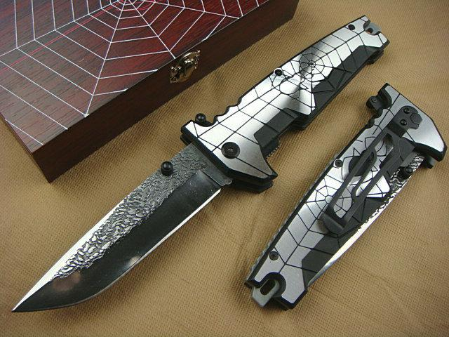 2018 Hunting Pocket Cool Knife Folding Knives High Carbon