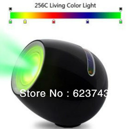 Wholesale 256 Led Light - Hot Sale ! 256 Color changing night light, desk lamp, Touchscreen led mood light SL-ML-8806 rechargeable holiday lighting