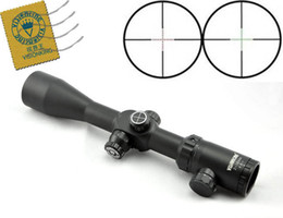 Wholesale Sighting Scope - Free Shipping Visionking 2-16x44 Mil-dot 30 mm Tube Side Focus Tactical Hunting Rifle scope Sight 223 3006 308