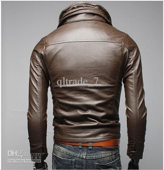 Wholesale 2013 Moto Driving Jackets Design Slim Men'S Short ...