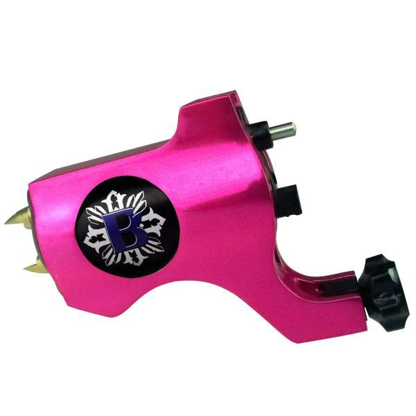 8 색 비숍 스타일 로타리 문신 기관총 문신 바늘 용 잉크 컵 팁 그립 키트