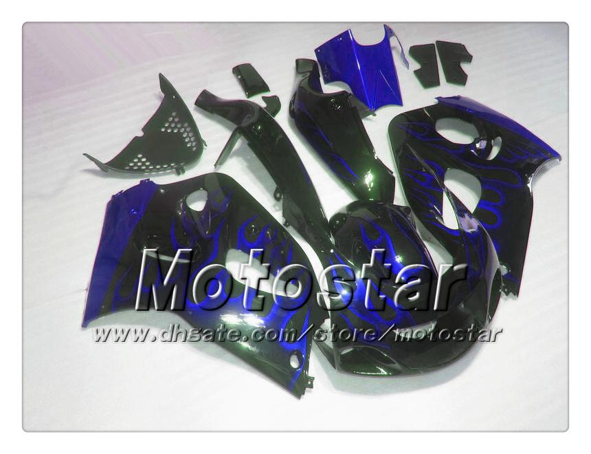 Motocycle-voogdingen voor 1996 1997 1998 1999 2000 SUZUKI GSXR600 GSXR750 GSXR 600 750 96 97 98 99 00 Fairing Set AC58