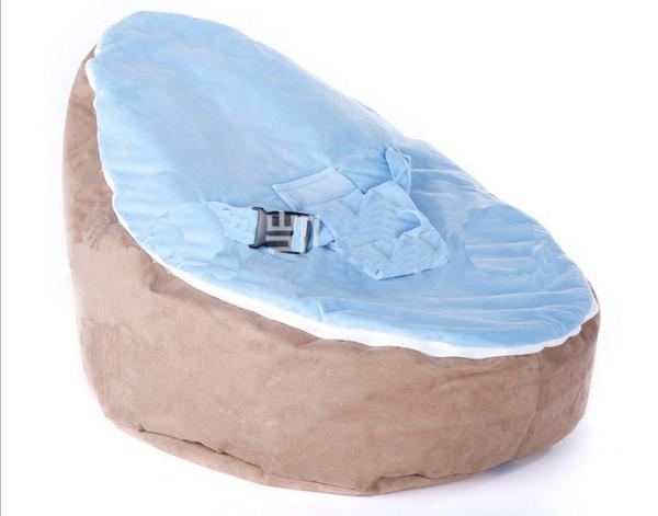 Terrific 2019 Baby Bean Bag Chair Original Doomoo Seat Beanbag Sofa Chair Newborn Kid Snuggle Beds From Miss Lady 33 07 Dhgate Com Creativecarmelina Interior Chair Design Creativecarmelinacom