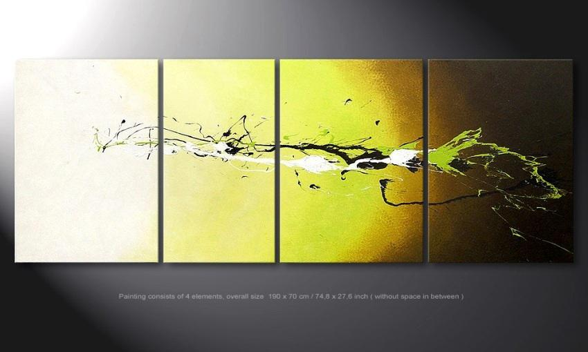 Large Modern Wall Art 2017 large modern oil painting on canvas hand painted splash wall