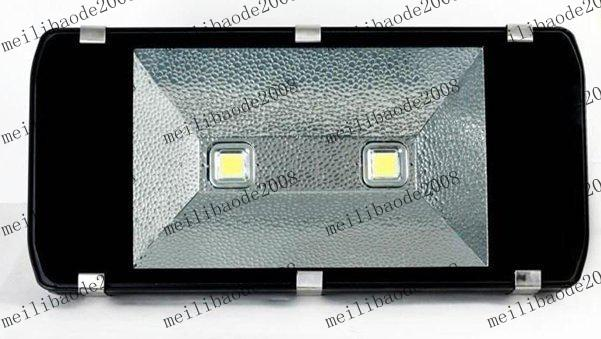 承認200W 2頭LED洪水トンネルライト屋外照明トンネルランプ85V-265V 2年W MyY776