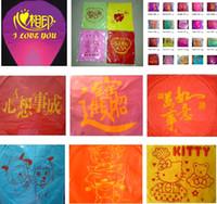 Wholesale Sky Balloon Free Shipping - styles Sky Lanterns Wishing Lantern Fire Balloon Chinese Kongming Lantern Wishing Lamp For BI Outdoor lanterns Free Shipping