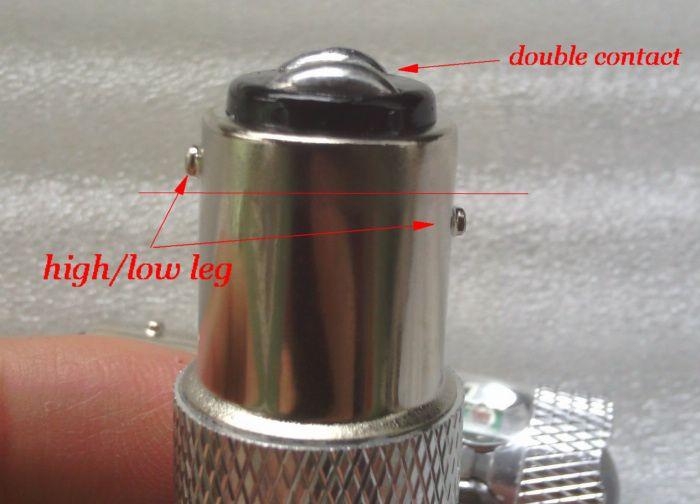12V 60w 1157 ad alta potenza luce freno a led cree chip bianco rosso giallo blu, ampia gamma di tensione: DC 9-24V
