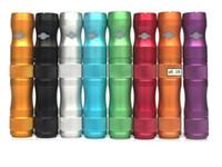 Wholesale E Cigarette Vv Lava Tube - 2013 Brand New Great Lava Tube VV E Cigarette Battery X6 1300mAh Voltage Adjustable 3.6V 3.8V 4.2V Battery Factory Supply from rafi