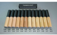 Wholesale lowest price High quality HOT NEW makeup SELECT MOISTURECOVER CACHE CERNES concealer ml color DHL