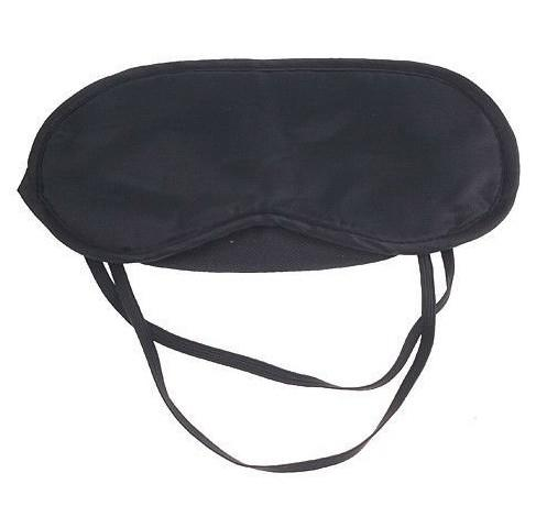 best selling 2018 Eye Mask Shade Nap Cover Blindfold Sleeping Travel Rest good quality