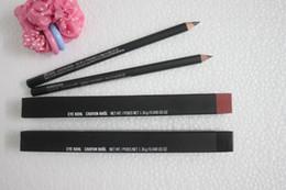Wholesale Wholesale Black Eyeliner Pencil - free shipping NEW High quality makeup EYE KOHL pen eyeliner 1.36g