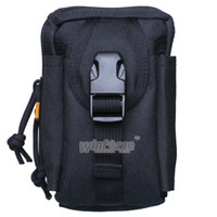 WINFORCE TACTICAL GEAR / WW-03 M1 Riñonera MOLLE / 100% CORDURA / CALIDAD GARANTIZADA OUTDOOR WAIST PACK