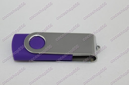 Wholesale DHL The lowest price swivel GB USB Flash Memory Pen Drives Sticks Disks Discs GB Pendrives Thumbdrives
