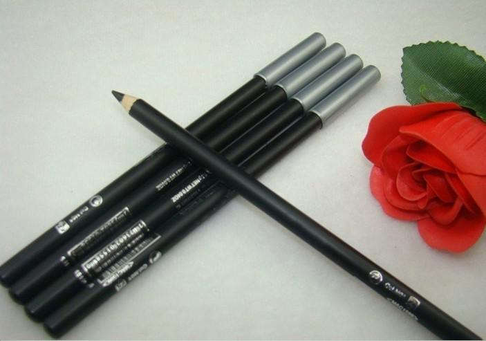 free shipping lowest price NEW hot makeup waterproof vitamin e soft eyeliner pencil 1.5g black.brown color