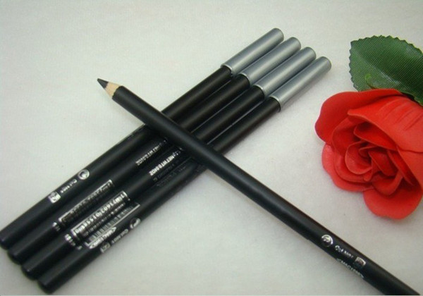 best selling free shipping lowest price NEW hot makeup waterproof vitamin e soft eyeliner pencil 1.5g black.brown color