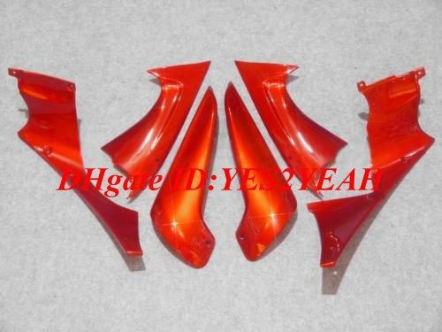Carrozzeria Carena iniezione YAMAHA YZFR6 2008 2009 2010 YZF R6 YZF-R6 YZF600 R6 08 09 10 Carenature Kit carrozzeria + regali YB14