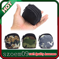 Wholesale Outdoor Multifunctional Paintball Hunting Tool Sundries Mini Colorful W Belt Utility Pouch Bag