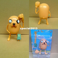 Wholesale Adventure Time Action Figures - 10pcs lot Adventure Time Finn and Jake 2styles mixd 12cm pvc action figure free shipping