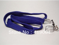 Wholesale Ego Landyard Strap - Electronic Cigarette Landyard Strap Hang Rope Sling For EGO DHL Free shipping , 200pcs lot