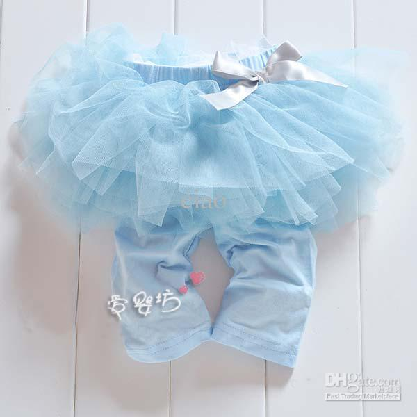 Kinderen Rok Leggings Baby Kleding Kind Zomer Shorts Meisjes Kant Panty Skinny Broek Mode Bowknot Princess Leggings Kids Culottes