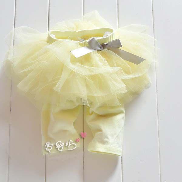Jupe Enfants Leggings Baby Vêtements Enfant Shorts Enfant Shorts Filles Dentelle Collants Skinny Pantalons Fashion Bowknot Princess Leggings Enfants Culottes