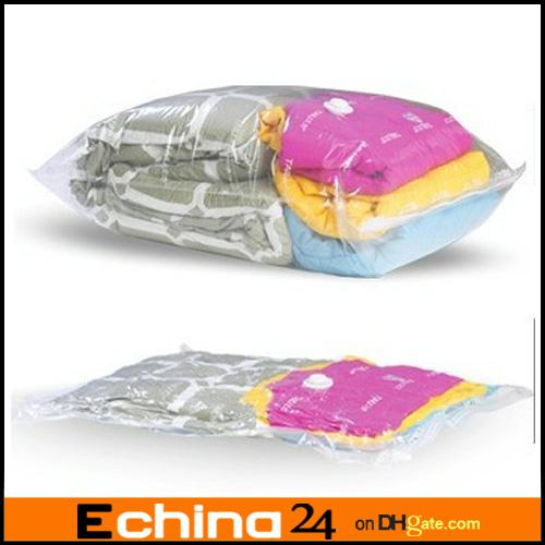 2018 Large Vacuum Storage Bag 70x100cm 60*50cm 60*80cm 80*100cm Compressed  Space Saver Seal Bags From Echina24, $1.31 | Dhgate.Com