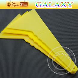 $enCountryForm.capitalKeyWord Canada - wholesale Big triangle Car Scraper Squeegee Windshield Tint Film Cleaning Application Tools PT-A6