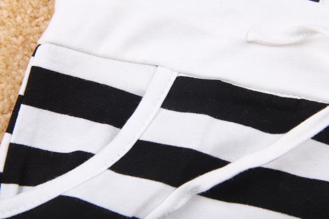 무료 배송, 2013 새로운 도착, 블랙 화이트 스트 라이프 민소매 소녀 드레스, 어린이 미니 여름 드레스, 어린이 의류, TQL045