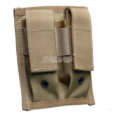 best selling WINFORCE TACTICAL GEAR   WA-02 Pistol Double 9mm Mag Pouch  100% CORDURA  QUALITY GUARANTEED OUTDOOR AMMO POUCH