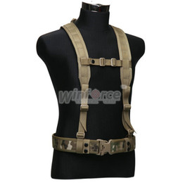 WINFORCE gear táctico WB-02 Battle Suspender (sin correa) / 100% CORDURA / QUALITY GARANTÍA OUTDOOR TACTICAL BELT