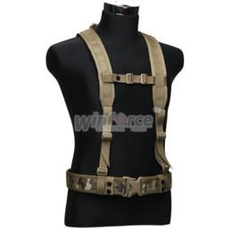 Argentina WINFORCE gear táctico WB-02 Battle Suspender (sin correa) / 100% CORDURA / QUALITY GARANTÍA OUTDOOR TACTICAL BELT Suministro