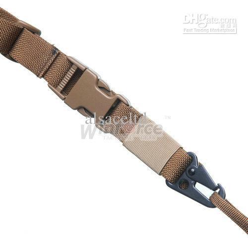 Winforce Tactical Gear WB-03 Tri-Point Tactical Gun Sling / 100% Cordura / Kwaliteit Gegarandeerde Outdoor Tactical Belt