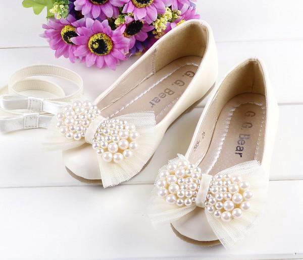 2013 flower girl dress shoes childrens handmade threading pearl 2013 flower girl dress shoes childrens handmade threading pearl bowknot flats kids wedding footwear sz24 35 white color mix any size kids comfort shoes kid mightylinksfo