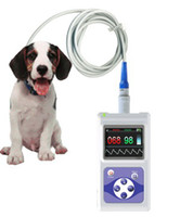 Wholesale Oximeter Vet - Wholesale-Hot,NEW Product ,CMS-60D Pulse Oximeter Spo2 Monitor + Vet Probe Veterinary +PC Software+Free Shipping